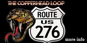US 276 Copperhead Motorcycle Ride