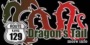 US 129 Dragon't Tail Motorcycle Ride